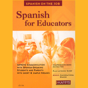 Spanish for Educators (Unabridged) audiobook download