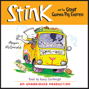 Stink and the Great Guinea Pig Express: Book #4 (Unabridged) audiobook download