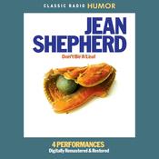 Jean Shepherd: Don't Be a Leaf (Unabridged) audiobook download