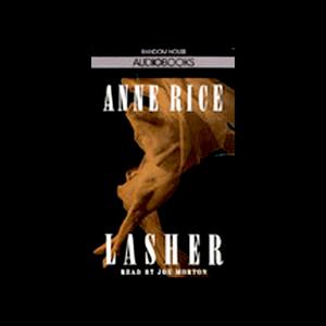 Lasher-audiobook