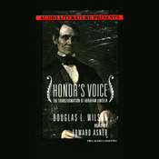 Honor's Voice: The Transformation of Abraham Lincoln audiobook download