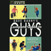 Dave Barry's Complete Guide to Guys audiobook download