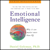 Emotional Intelligence: Why It Can Matter More Than IQ audiobook download