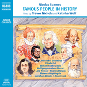 Famous People in History (Unabridged) audiobook download