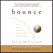 Bounce: The Art of Turning Tough Times into Triumph (Unabridged) audiobook download