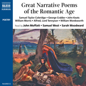 Great Narrative Poems of the Romantic Age (Unabridged) audiobook download