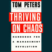 Thriving on Chaos: Handbook for a Management Revolution audiobook download