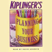 Kiplinger's Planning Your Business audiobook download