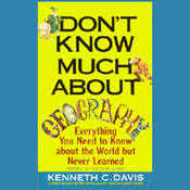 Don't Know Much About Geography audiobook download