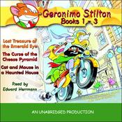 Geronimo Stilton: Books 1-3 (Unabridged) audiobook download