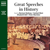 Great Speeches in History (Unabridged Selections) audiobook download