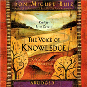 The Voice of Knowledge: A Practical Guide to Inner Peace audiobook download