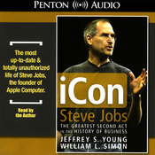 iCon Steve Jobs: The Greatest Second Act in the History of Business audiobook download