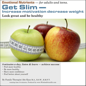 Get Slim: Increase Motivation, Decrease Weight (Unabridged) audiobook download
