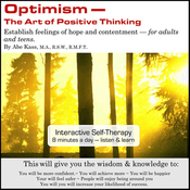 Optimism: The Art of Positive Thinking (Unabridged) audiobook download