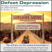 Defeat Depression: Develop a Personalized Antidepressant Strategy (Unabridged) audiobook download