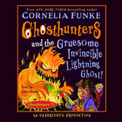Ghosthunters and the Gruesome Invincible Lightning Ghost: Ghosthunters #2 (Unabridged) audiobook download