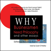 Why Businessmen Need Philosophy and Other Essays (Unabridged) audiobook download