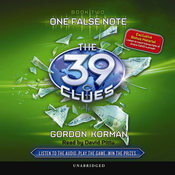 The 39 Clues, Book 2: One False Note (Unabridged) audiobook download