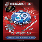 The 39 Clues, Book 3: The Sword Thief (Unabridged) audiobook download