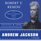 Andrew Jackson: Great Generals Series (Unabridged) audiobook download
