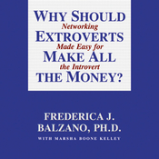 Why Should Extroverts Make All the Money? (Unabridged) audiobook download
