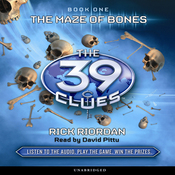 The 39 Clues, Book 1: The Maze of Bones (Unabridged) audiobook download