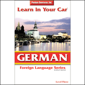 Learn in Your Car: German, Level 3 audiobook download