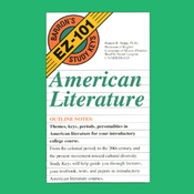 Barron's EZ-101 Study Keys: American Literature (Unabridged) audiobook download
