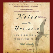 Notes from the Universe: New Perspectives from an Old Friend (Unabridged) audiobook download