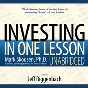 Investing in One Lesson (Unabridged) audiobook download