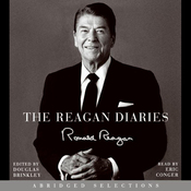 The Reagan Diaries: Abridged Selections audiobook download