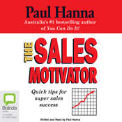 The Sales Motivator: Quick Tips For Super Sales Success (Unabridged) audiobook download