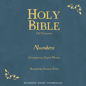 Holy Bible, Volume 4: Numbers (Unabridged) audiobook download