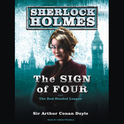 The Sign of Four: A Sherlock Holmes Novel (Unabridged) audiobook download