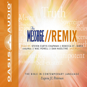 Message Remix Bible: Psalms & Proverbs (Unabridged) audiobook download