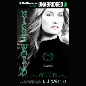 Night-world-huntress-unabridged-audiobook