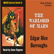 The Warlords of Mars: Mars Series #3 (Unabridged) audiobook download
