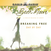 Breaking Free Day by Day: A Year of Walking in Liberty (Unabridged) audiobook download
