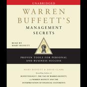 Warren Buffett's Management Secrets: Proven Tools for Personal and Business Success (Unabridged) audiobook download