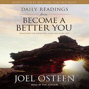 Daily Readings from Become a Better You: 90 Devotions for Improving Your Life Every Day audiobook download