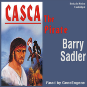 Casca: The Pirate: Casca Series #15 (Unabridged) audiobook download