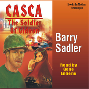 Casca: Soldier of Gideon: Casca Series #20 (Unabridged) audiobook download