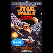 Star Wars: The X-Wing Series, Volume 5: Wraith Squadron audiobook download