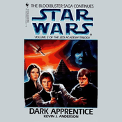 Star Wars: The Jedi Academy Trilogy, Volume 2: Dark Apprentice audiobook download