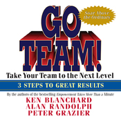 Go Team!: Take Your Team to the Next Level (Unabridged) audiobook download