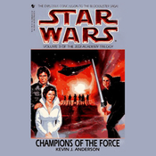 Star Wars: The Jedi Academy Trilogy, Volume 3: Champions of the Force audiobook download