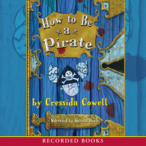 How-to-be-a-pirate-unabridged-audiobook
