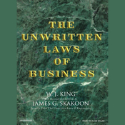 The Unwritten Laws of Business (Unabridged) audiobook download