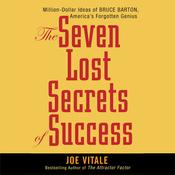 The Seven Lost Secrets of Success (Unabridged) audiobook download